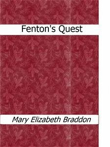 Fenton´s Quest (eBook, ePUB)