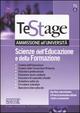 Scienze dell'educazione e della formazione. Con test-esercitazione e prove d'ammissione ufficiali risolti e commentati
