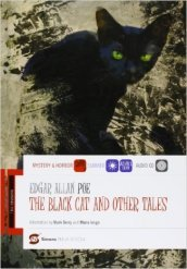 The black cat and other tales. Con CD Audio