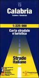 Calabria 1:225.000