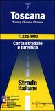 Toscana 1:225.000