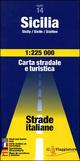 Sicilia 1:225.000