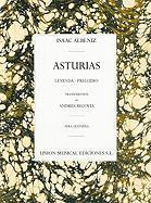 ALBENIZ ASTURIAS PRELUDIO (SEGOVIA) GUITAR GTR
