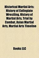 Historical Martial Arts: History of Collegiate Wrestling