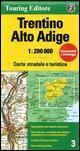 Trentino / Alto Adige 3 tci (r) wp: TCI.R03: No. 3 (Regional Road Map)