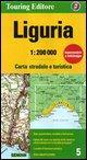 Liguria 5 tci (r) wp: TCI.R05: No. 5 (Regional Road Map)