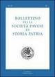 Bollettino della società pavese di storia patria (2010)