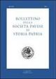 Bollettino della società pavese di storia patria (2011)