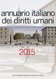 Annuario italiano dei diritti umani 2015