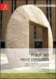 Public art nelle università. Storia, esperienze a confronto e metodologie di valorizzazione
