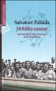 Mobilità umane. Introduzione alla sociologia delle migrazioni