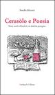 Cerasòlo e poesia. Versi, anche (h) ard-iti, in dialetto perugino
