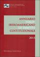 Annuario italo-iberoamericano di diritto costituzionale. Ediz. spagnola