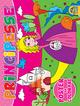 Principesse. Poster da colorare