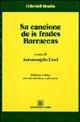 Cancione de is frades barraccas (Sa)