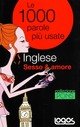 Inglese. Sesso & amore