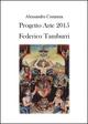 Progetto Arte 2015. Federico Tamburri