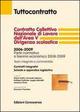 Contratto collettivo nazionale di lavoro dell'Area V Dirigenza scolastica. 2006-2009. Parte normativa e biennio economico 2008-2009