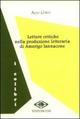 Letture critiche nella produzione letteraria di Amerigo Iannacone