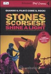Shine a light. DVD. Con libro - Scorsese Martin