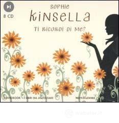 Ti ricordi di me? Audiolibro. 8 CD Audio - Kinsella Sophie
