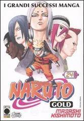 Naruto gold deluxe - Kishimoto Masashi