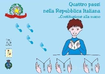Quattro passi nella Repubblica italiana... Costituzione alla mano