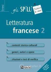 Letteratura francese - Desiderio Francesca