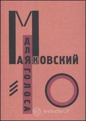 Per la voce. Testo russo a fronte - Majakovskij Vladimir