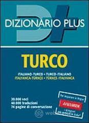 Dizionario turco plus - Raddi Lorenza