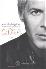 Q.P.G.A. Questo piccolo grande amore - Baglioni Claudio