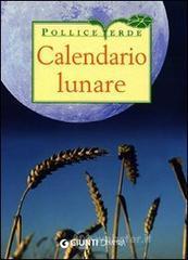 Calendario lunare delle semine e dei lavori