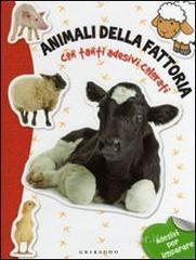 Animali della fattoria. Con adesivi