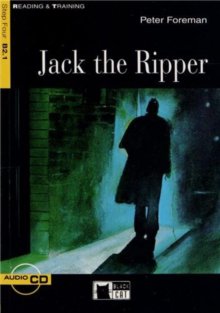 Jack the ripper. reading and training b2.1. con cd - Foreman, Peter