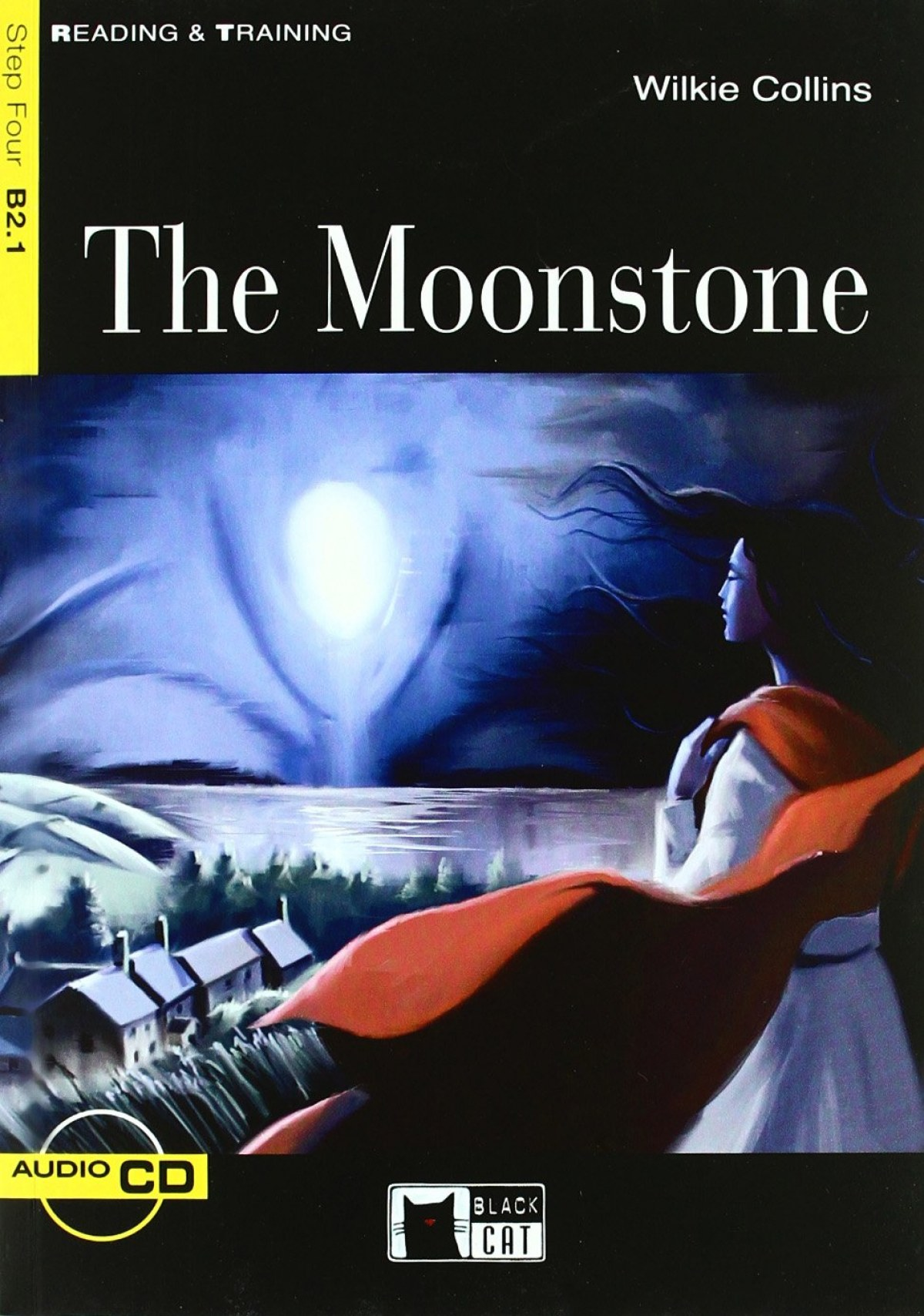 The moonstone +cd - Collins, Wilkie