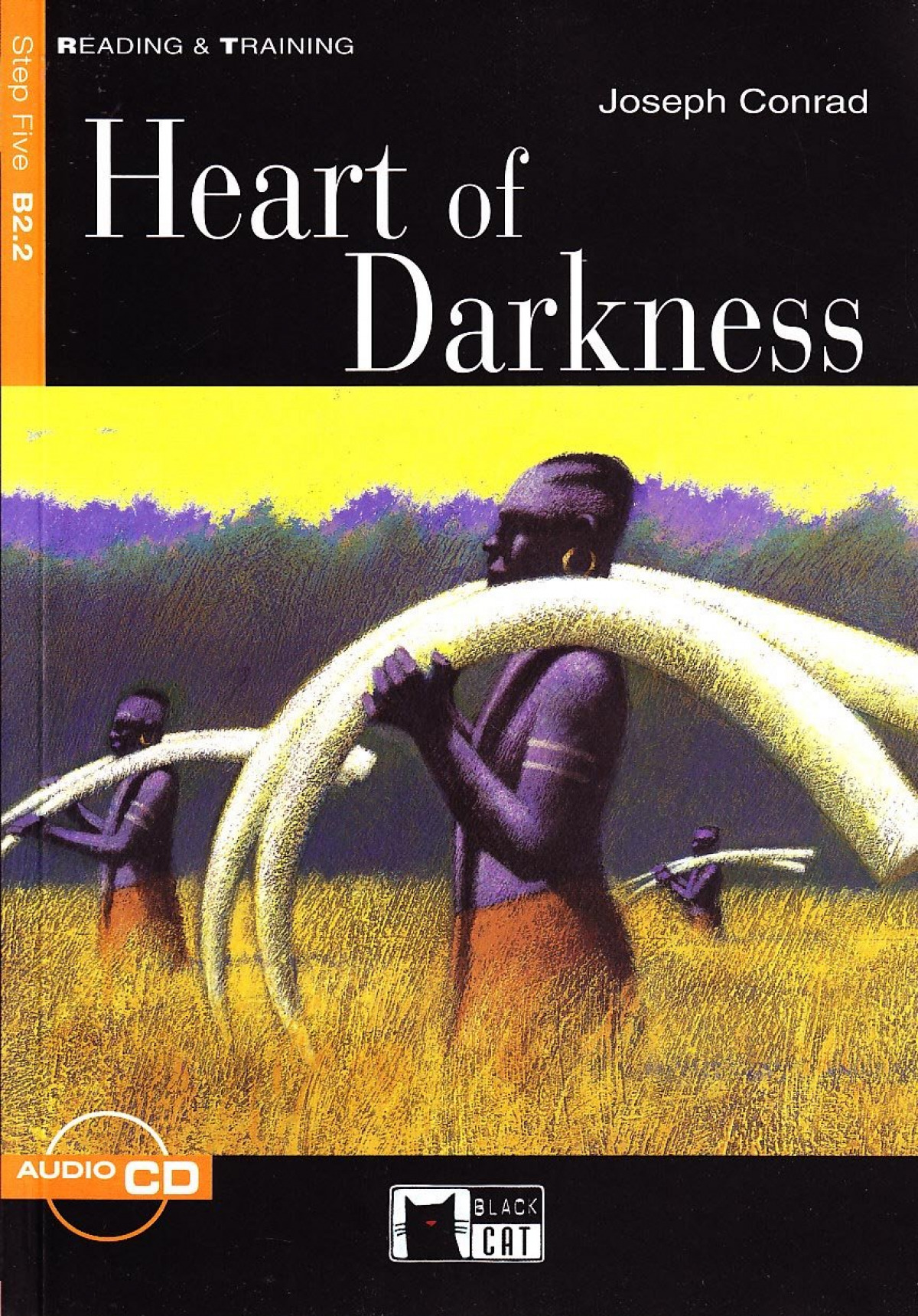 Heart of darkness. reading and training b2.2 con cd - Conrad, Joseph