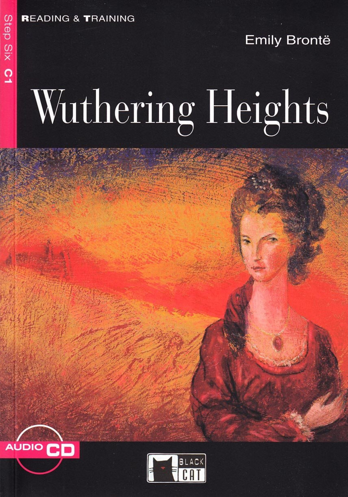 Wuthering heights. book + cd - Bronte, Emily