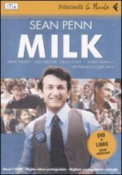Milk. DVD. Con libro
